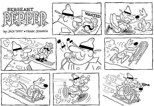 9: Tippit / Johnson  Sergeant Pepper Sunday