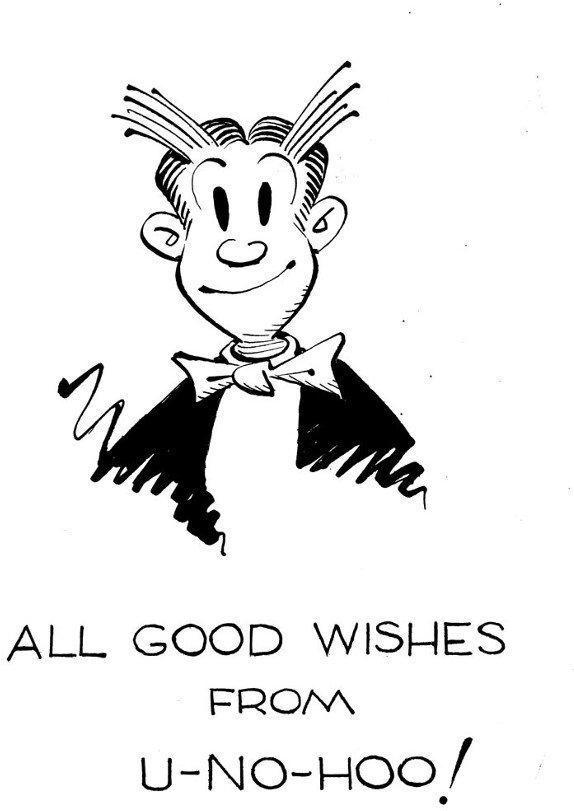 15: Dagwood Comics title illustration