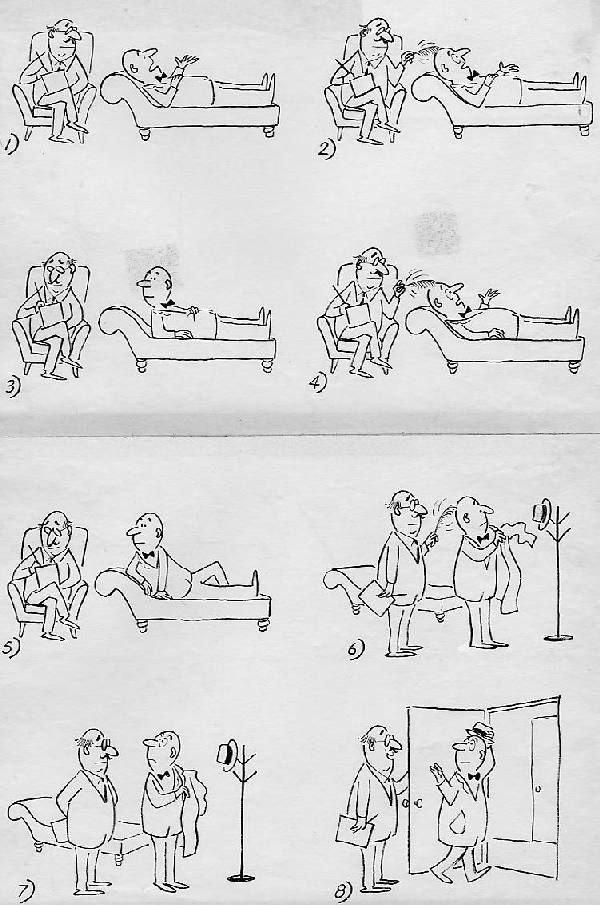 3: Jack Tippit 7 New Yorker cartoons