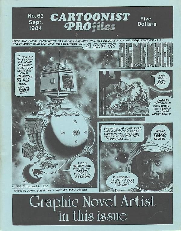 6: Cartoonists Profiles 10 magazines
