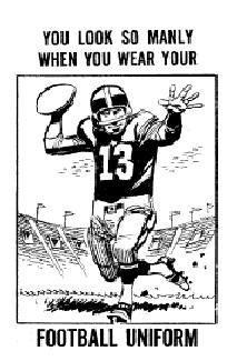 22: Jack Davis line art for Topps 1962 card