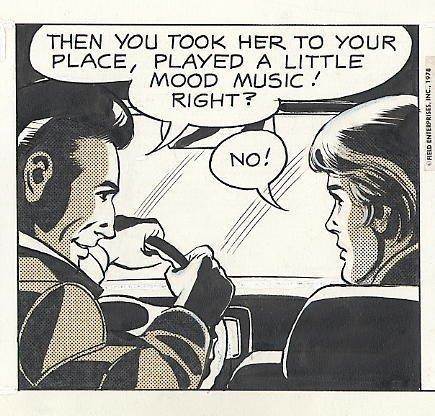 76: Bradley/Edgington Rex Morgan MD daily comic art - 3