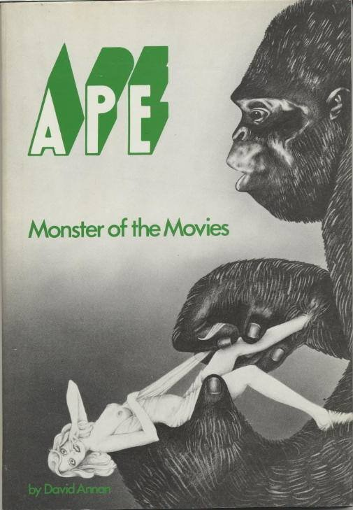 3: 5 King Kong books from the Bill Gaines collection