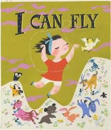 298: Blair Little Golden Book #92 original comic art