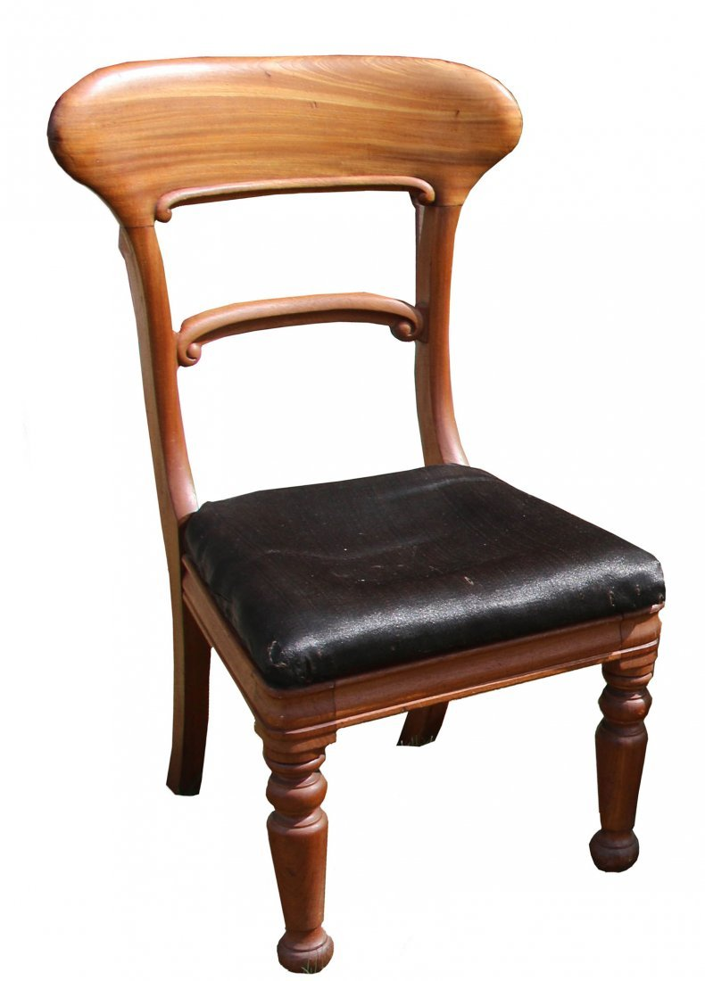 Victorian Mahogany Dining Chairs