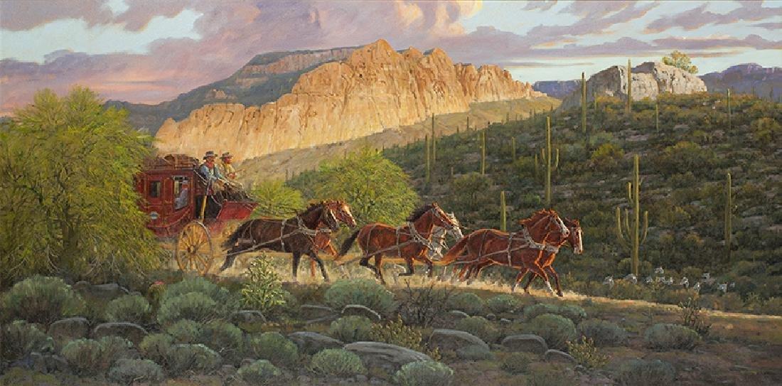 Ron Stewart | Phoenix Bound
