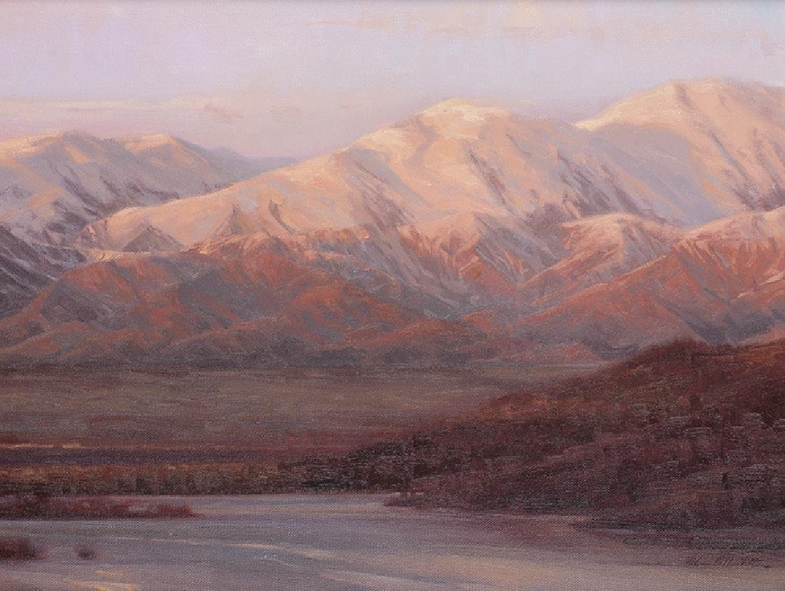 Michael Albrechtsen   Majestic Sunrise