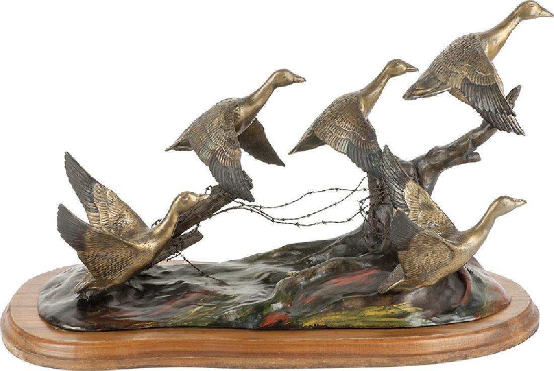 Bob Wolf | Geese