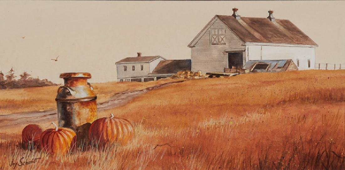 Jay Schmidt | The Old Home Place
