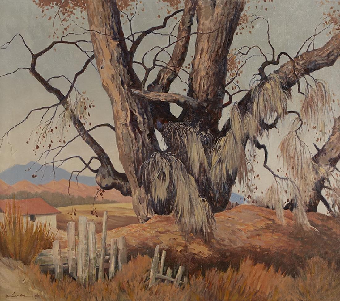 Arthur William Hall | The Old Cottonwood