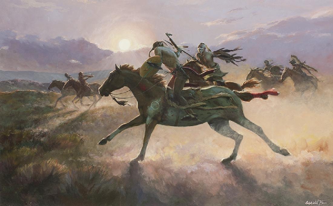 Ralph Wall | Game of War, Kiowa vs. Osage