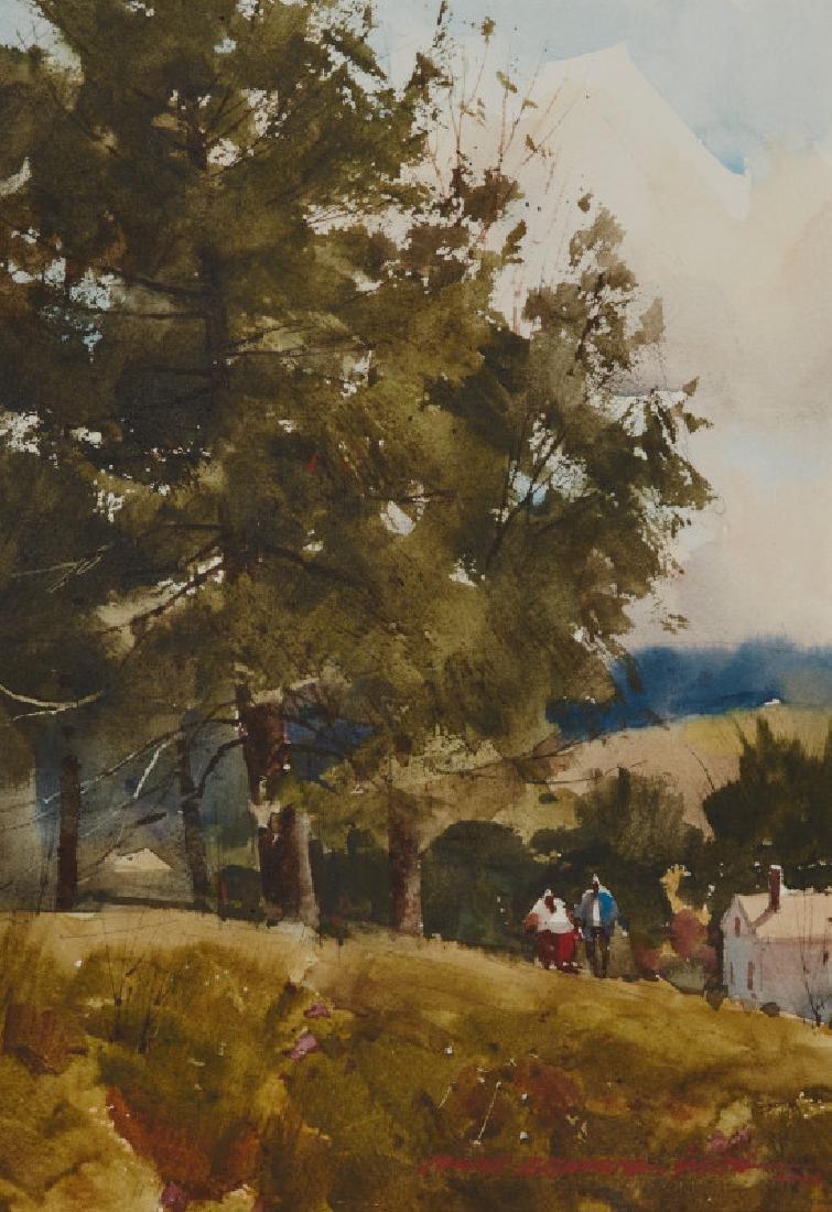 Lowell Ellsworth Smith | Ohio Summer