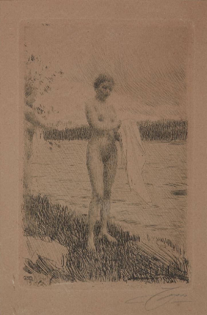 Anders Zorn | Dal River