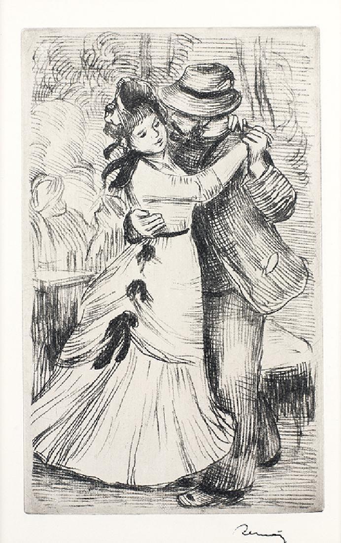 Pierre-Auguste Renoir | La Danse a la Campagne