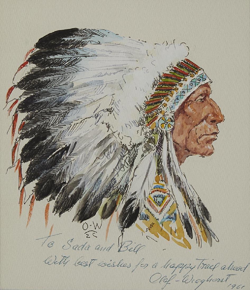 Olaf Wieghorst | Chief