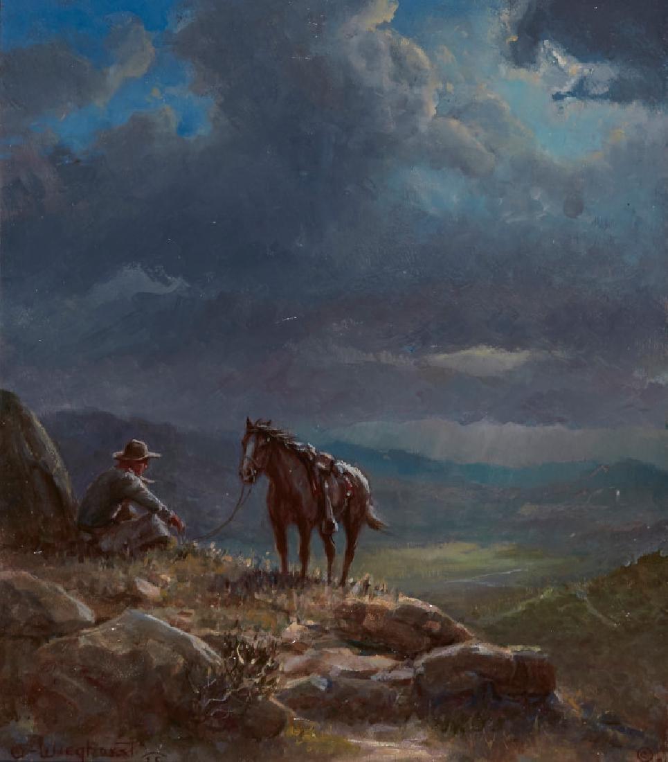 Olaf Wieghorst | His Range