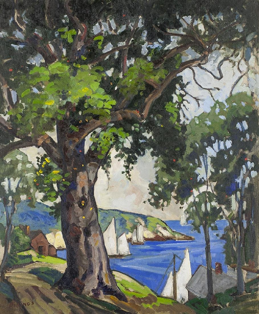 Henry J.  Billings | Maine Coast