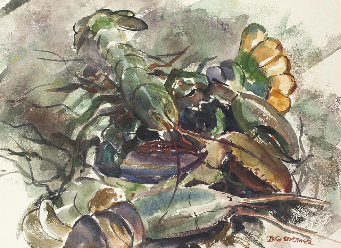 Bernard Gerstner | Lobsters