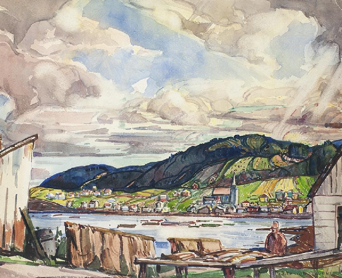 William Lester Stevens | Coastal Harbor