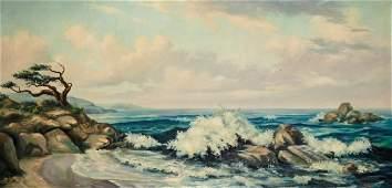 Dalhart Windberg   Beach Seascape