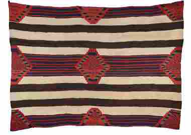 Unknown | Navajo Third Phase Chief's Blanket