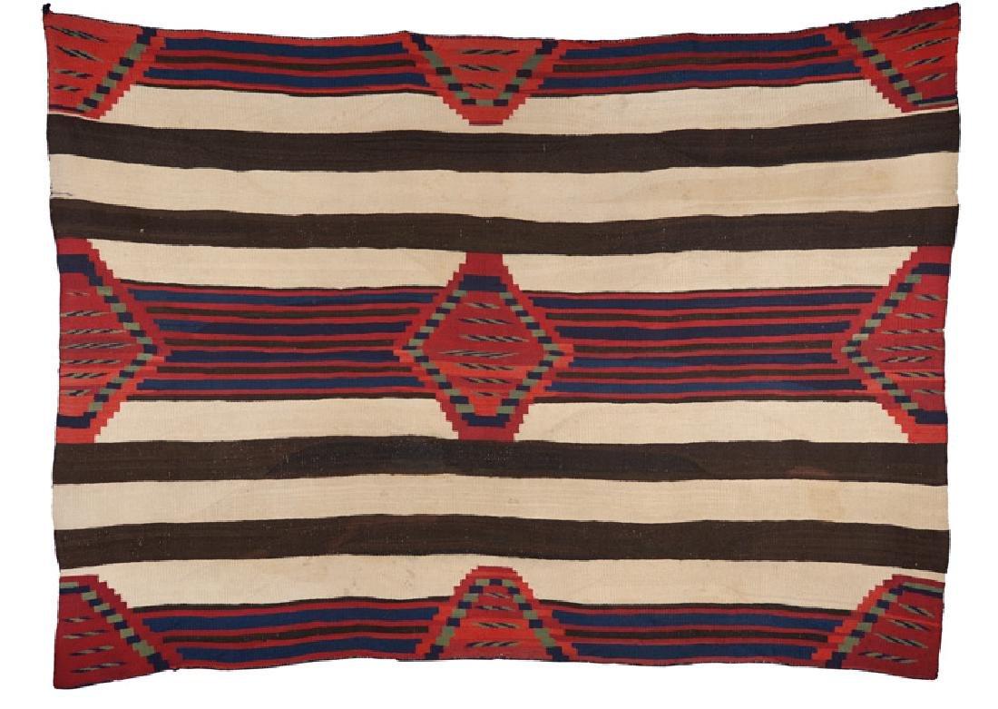 Unknown   Navajo Third Phase Chief's Blanket