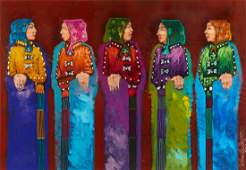 Anthony Chee Emerson | Five Sisters