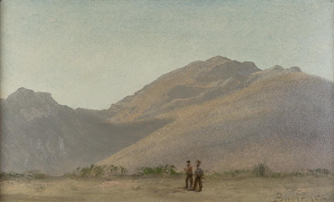 Albert Bierstadt | White Mountains, New Hampshire