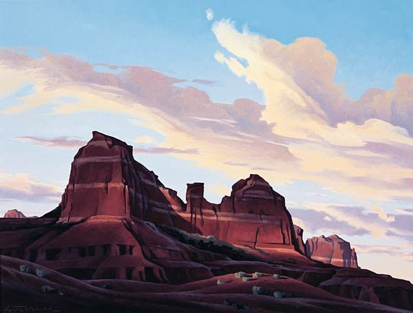 """16: Ed Mell """"Schnebly Hill Formation"""""""