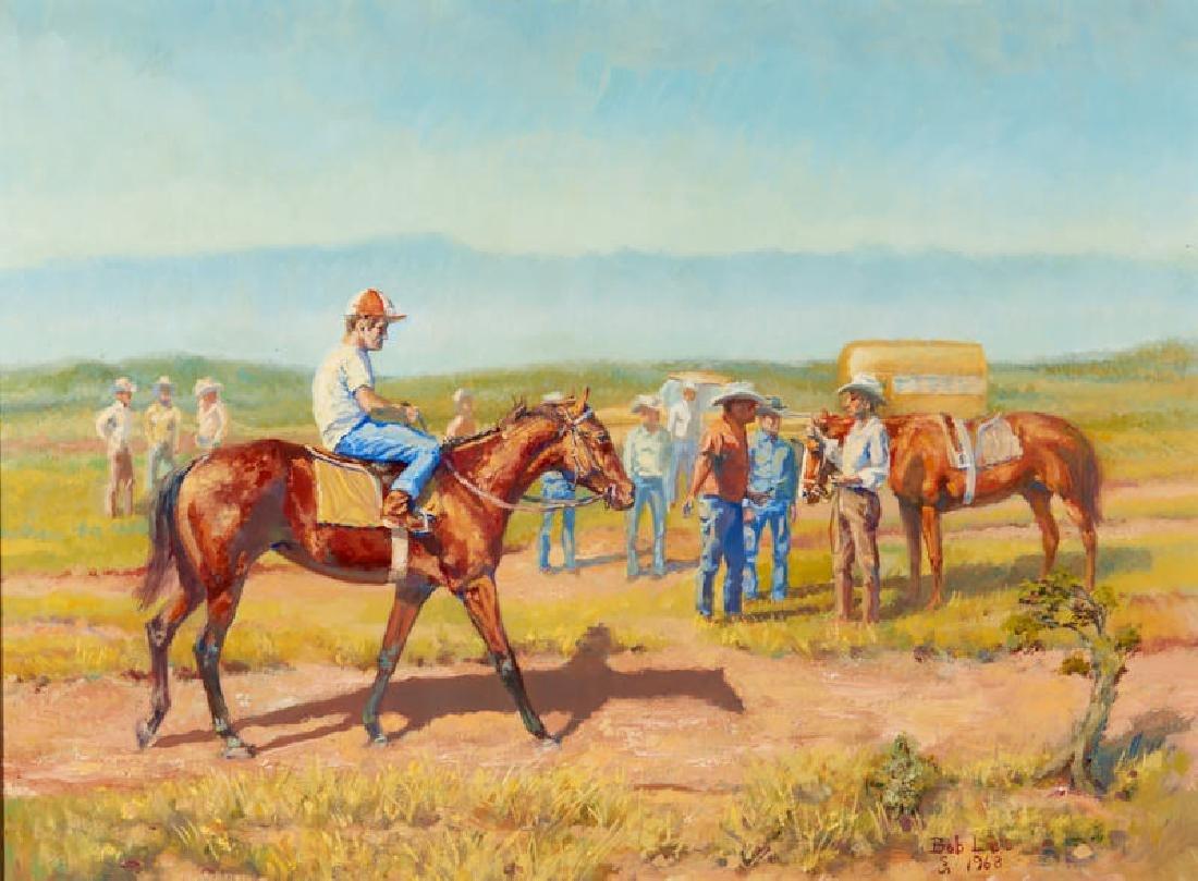 Bob Lee | Horse Tradin'