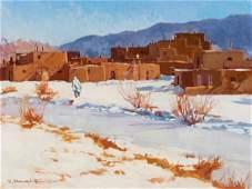 Robert Daughters | Taos Pueblo