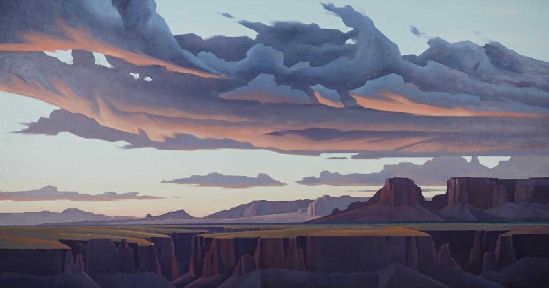 Ed Mell   Grand Sunset