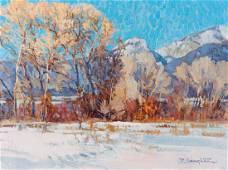 Robert Daughters | Taos Mountain