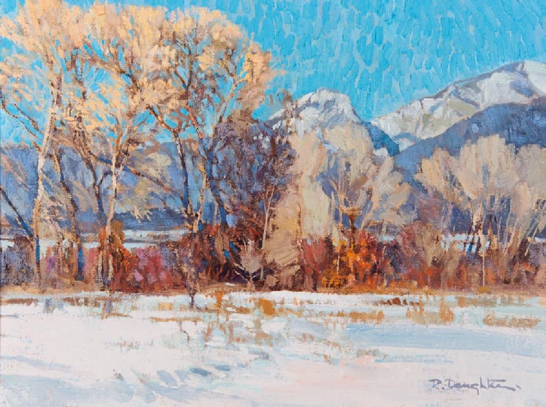 Robert Daughters   Taos Mountain