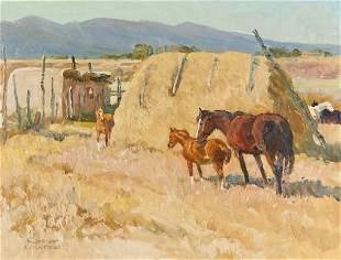 Robert Lougheed Haystack Meeting Taos Area NM