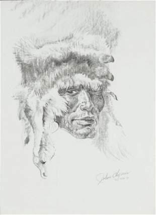 John Clymer Fox Hat
