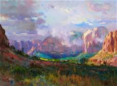 Cyrus Afsary | Zion National Park