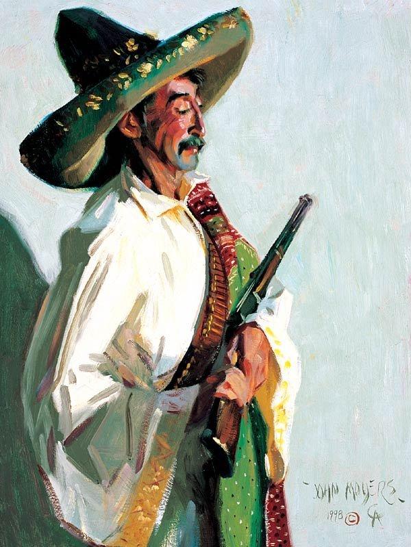 "1001: John Moyers ""Zapatista"""