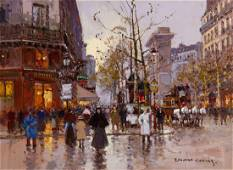 Edouard Cortes | Porte St. Denis