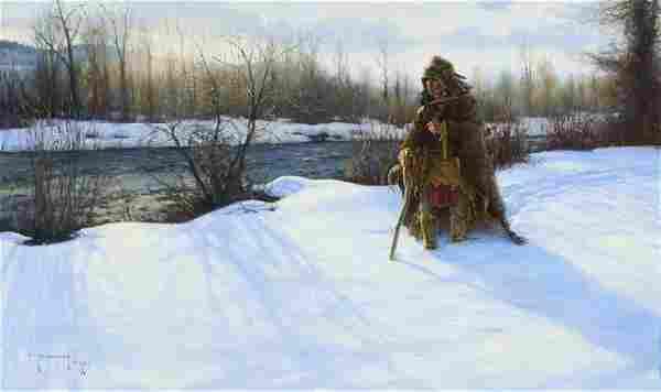 Robert Duncan | Winter Shadows