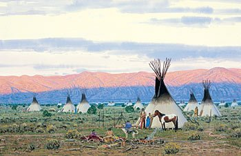 """12: """"Valley Camp"""" by John Jarvis"""
