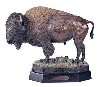 "14: ""Great Plains Buffalo"" by Joe Beeler"