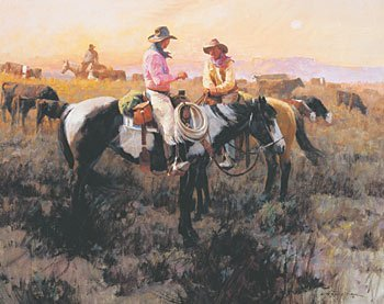 """16: """"High Plains Conference"""" by Howard Rogers"""
