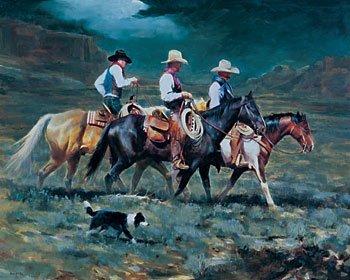 "18: ""Night Ride Home"" by John Fawcett"