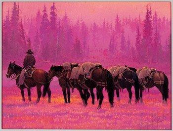7: George D. Smith (b.1944), Cranberry Meadows, Head Wa