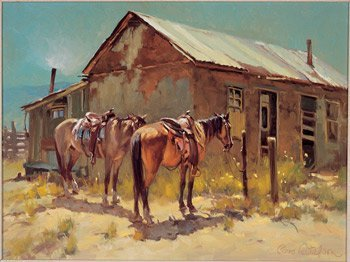 143: Ross Stefan (1934-1999), Back at the Ranch
