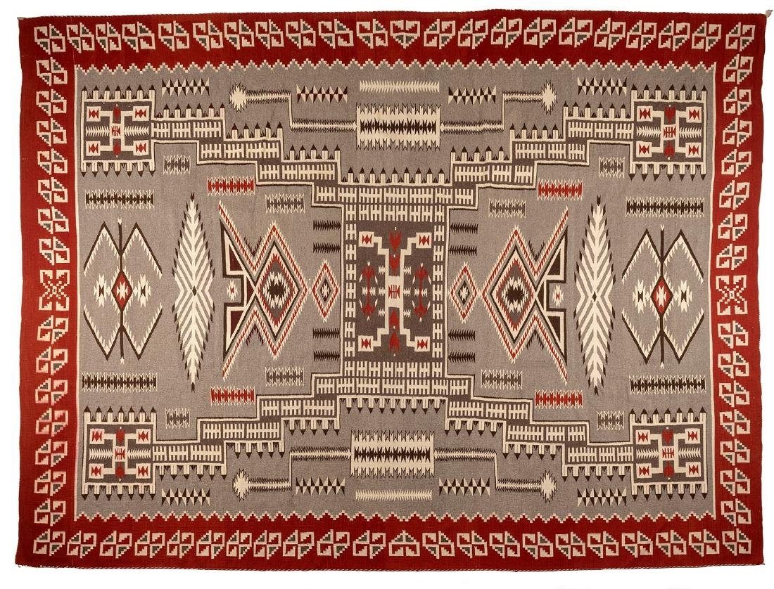 Navajo | Storm Pattern Weaving