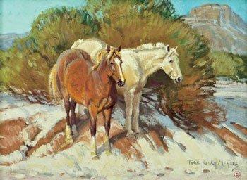 2: Moyers, Terri Kelly, b. 1953, Cochiti Compadres