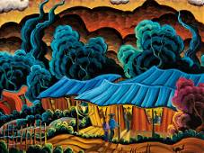 Kim Douglas Wiggins | Canyon Road Cantina