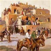 Frances Livingston | San Geronimo Day
